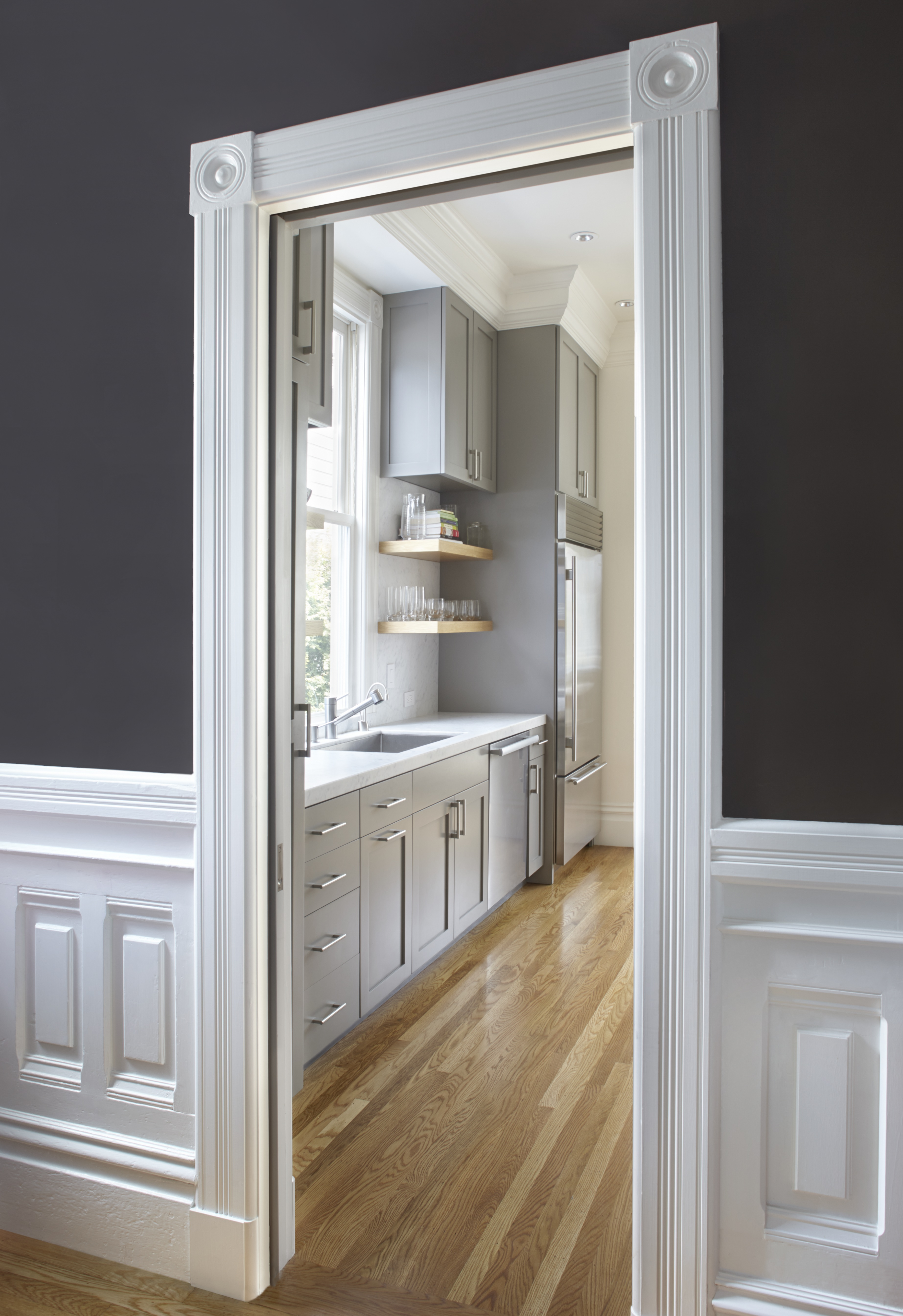 Edwardian Kitchen Loro Designs Pacific Heights Kitchen And The 21st Century Edwardian