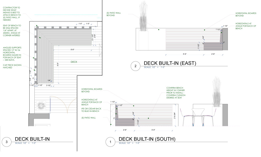03 DECK REMODEL _ Layout